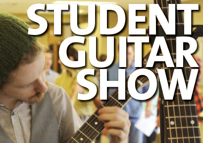 Student Guitar Show 2017