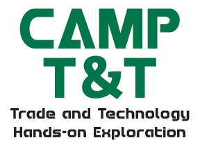 Camp Trade and Technology Logo