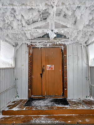 Frozen Room - Russia