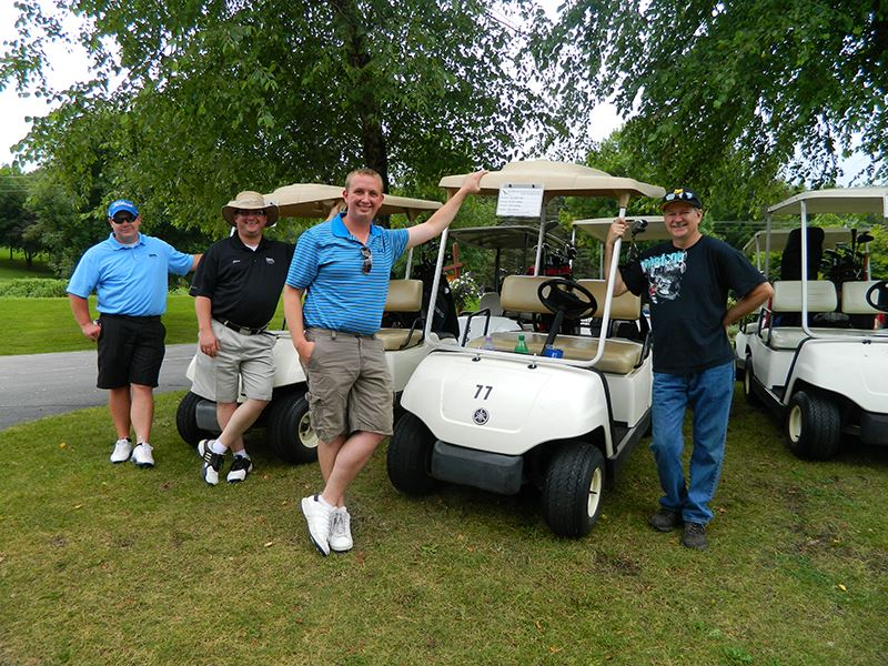 Winona Alumni & Friends Golf Tournament