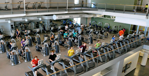 WSU Fitness Center