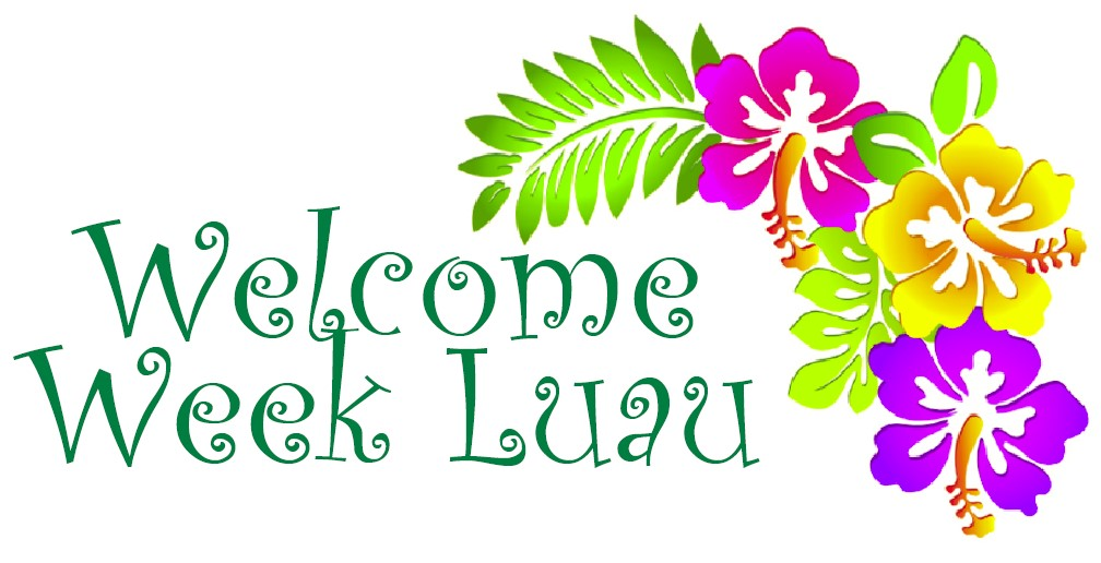 Welcome Week Luau