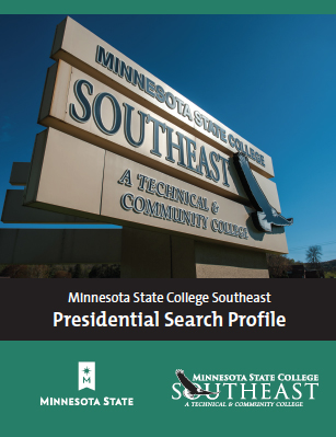 Presidential Search Profile Cover Image